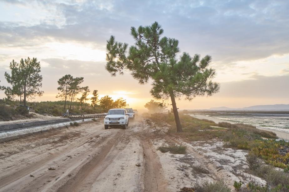 Pelo lado selvagem de Portugal- 1ª etapa – de Trafaria aMelides